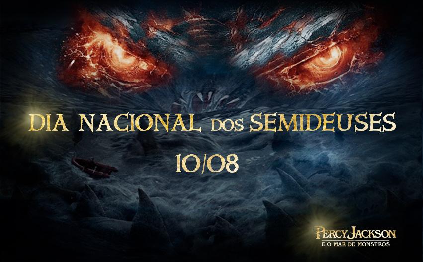Dia Nacional dos Semi Deuses